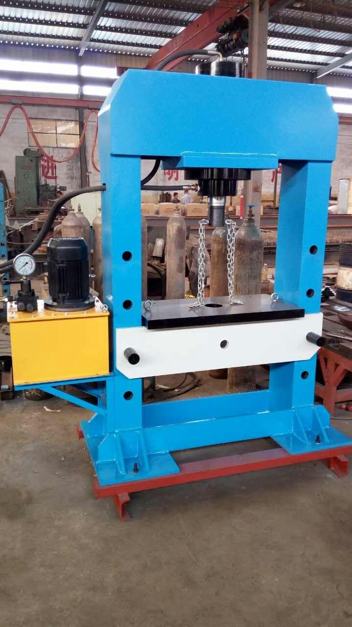 YJL 63 electric hydraulic press machine shop machinery tools