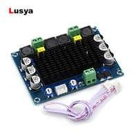 Amplificador DE Audio HD TDA7498 Amplificador para altavoz 100*2 Clase D Amplificador de potencia Digital placa amplificadora A1-008