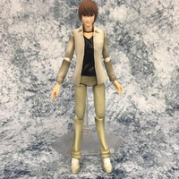 DEATH NOTE Figma 008 Yagami Light Figures Toys Action Figure Death Note L 16CM PVC Model Toy Doll with Box Kids Gift