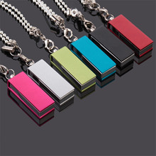 Free Logo! 100PCS/LOT Rotate MINI U DISK 1GB 2GB 4GB 8GB 16GB 32GB USB Flash Stick Pendrive Disk Drive