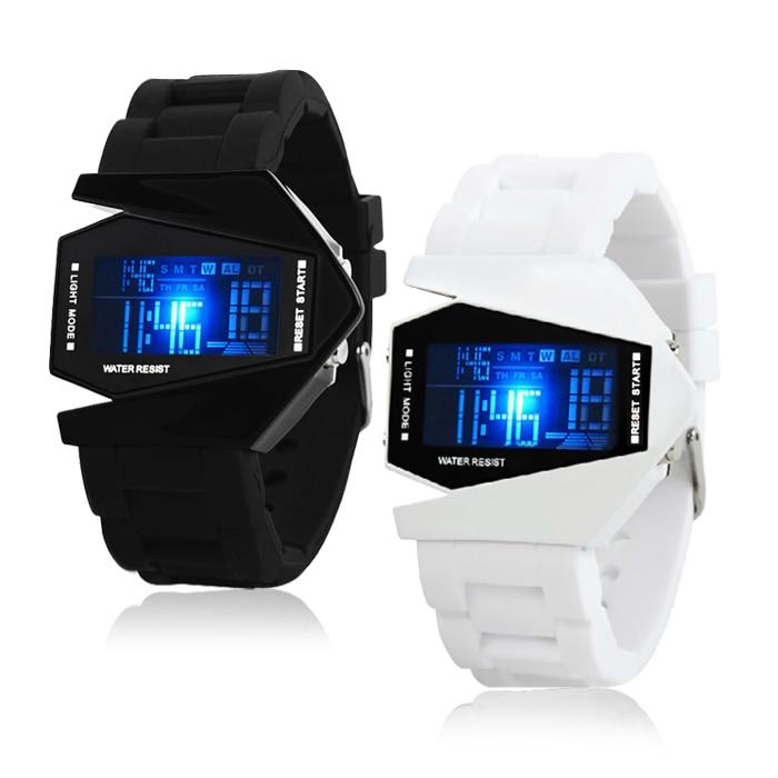 ФОТО Fighter series Korean fashion LED Children Kids Digital Mens Wristwatches Sport Watches