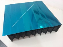 custom made armoured vertical telescopic cover for cnc machine tools