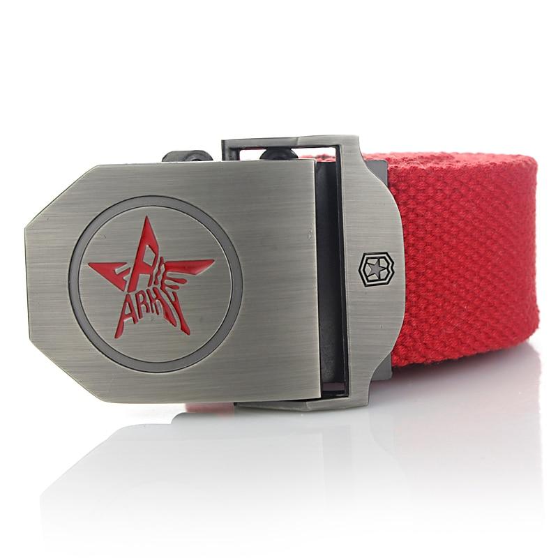 Cinturón militar Tactical Men & Women Cinturones de alta calidad - Accesorios para la ropa - foto 4