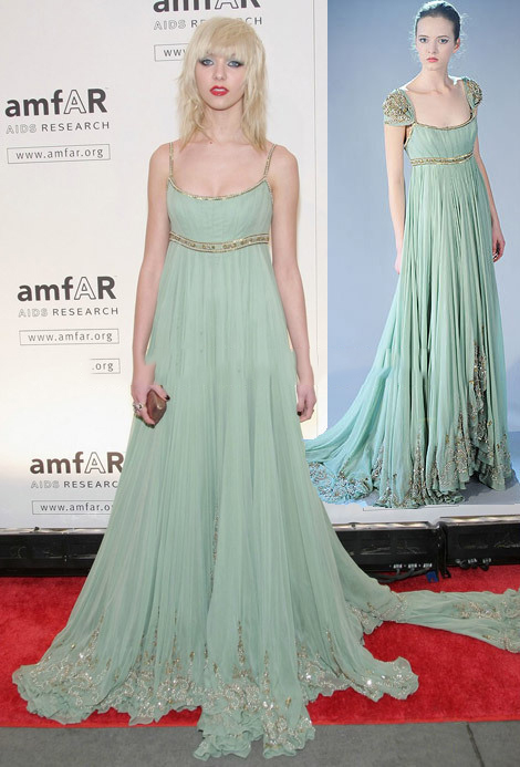 Momsen Strapless Spagtetti Strap Golden Sparkly Beaded Sequins A Line Long  Light Green Red Carpet Celebrity Dresses Gowns-in Celebrity-Inspired Dresses  from ... d63122ca4477