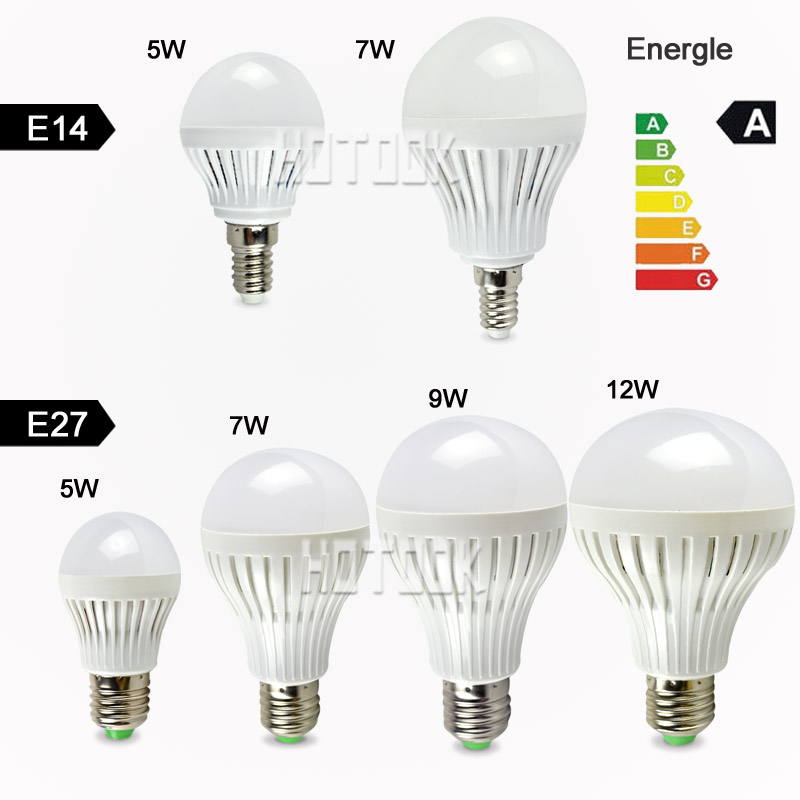 aliexpress buy smd 5730 5w 7w e14 led bulb light l for home 220v indoor lighting