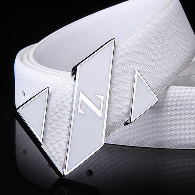 67ffe03f739a1 Men Belt Belts Cowskin Men's Luxury Brand Leather Genuine Famous Charms  Suit For Golf Jeans Designer Fashion New Classic 410A