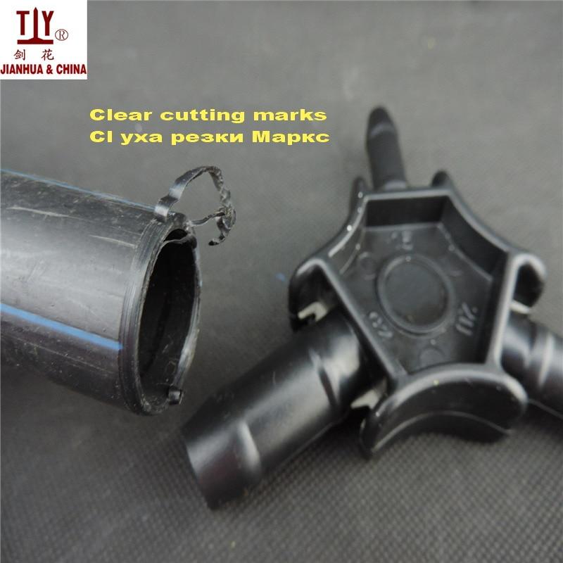 Gorąca sprzedaż 16mm 20mm 25mm PEX-AL Rozwiertak wewnętrzny i - Obrabiarki i akcesoria - Zdjęcie 5