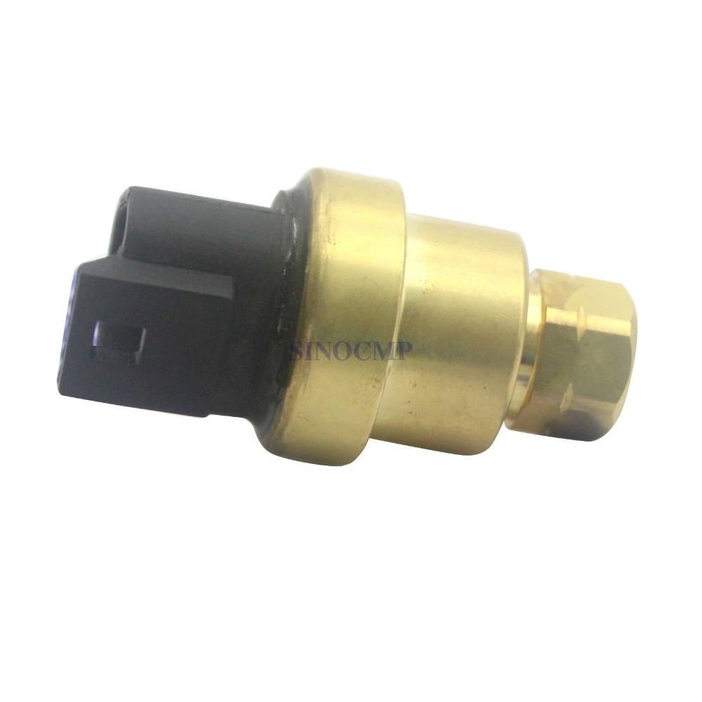 E330C Oil Pressure Sensor Switch 161-1705 1611705 For Excavator, 3 month warranty 320b 320c e320b e320c oil pressure sensor 5i 8005 5i 7850 34390 40200 for excavator 3 month warranty
