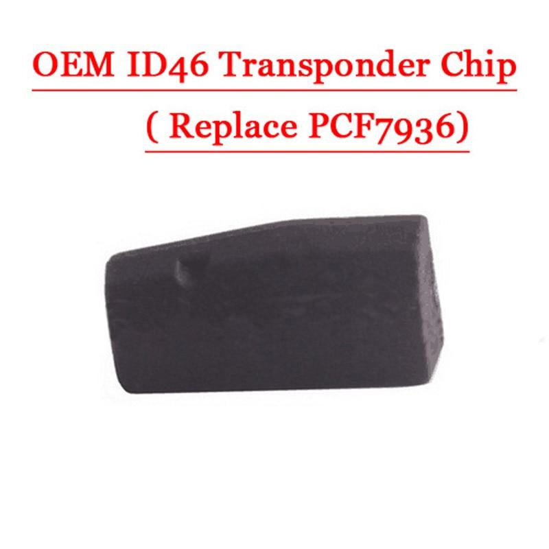 Prix pour OEM ID46 Blank 7936AS Puce Du Transpondeur (Remplacer PCF7936) 10 pcs/lot