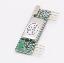2pcs NEW RXB6 433Mhz Superheterodyne Wireless Receiver Module for Arduino/ARM/AVR