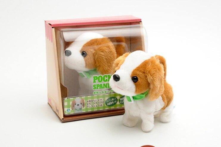 12 cm haute qualité animal de compagnie électronique avec stimulation sonore chien jouets pour garçon enfant intérieur électrique