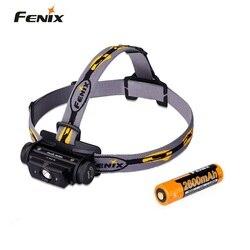 Nuovo Arrivo Fenix HL60R Dual Sorgente di Luce Ricaricabile Micro USB T6 Proiettori A LED con 18650 Batteria