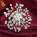 [NYMPH] Brooch Jewelry Natural Pearl Brooches Real Freshwater Large Brooches Brand Luxury Wedding Bouquets For Women[xz1002]