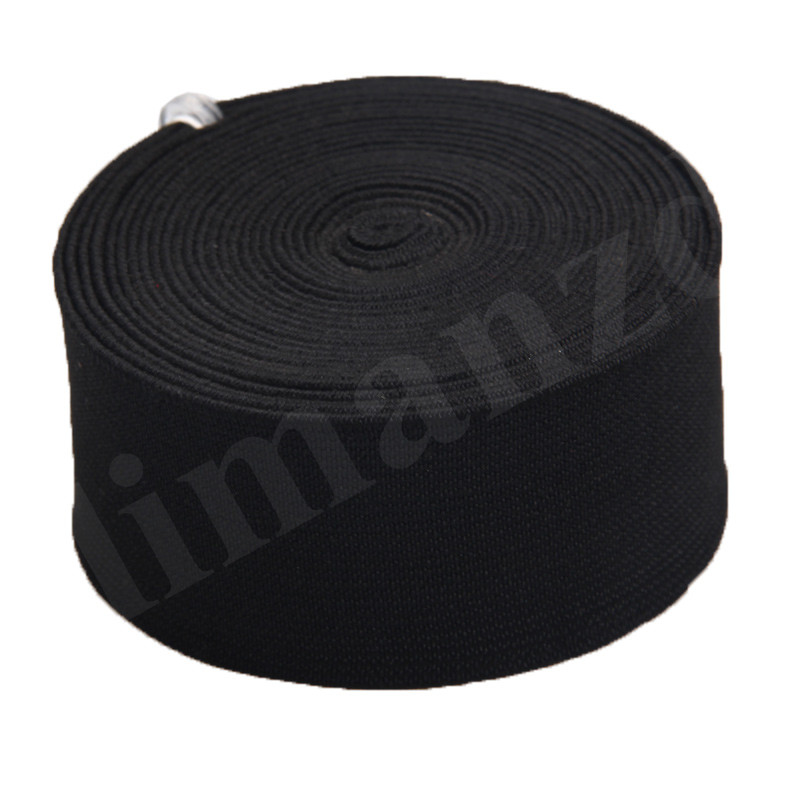 Prodaja elastični trak iz 60/64 / 76mm črne - Umetnost, obrt in šivanje