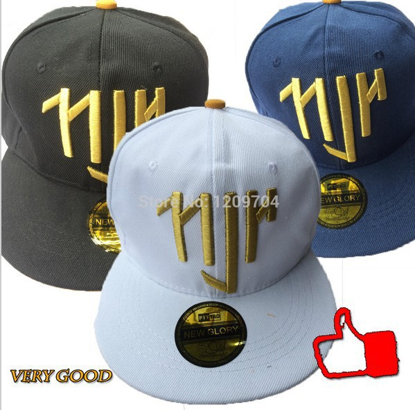 NEW 2014 Hot Sale Baseball Neymar Caps NJR Adjustable Snapback Snap back  Hats Hip-Hop Hat 6 Panel Sport For Men Women Football z 824b33895