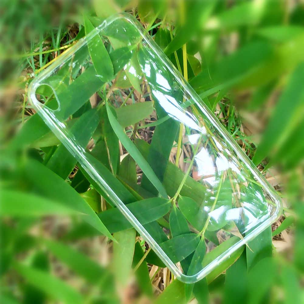 Caso Macio Transparente Para ASUS Zenfone ZB501KL INSOU Viver ZB501 Casos TPU Silicone Caso Capa Protetora Manga para ASUS A007