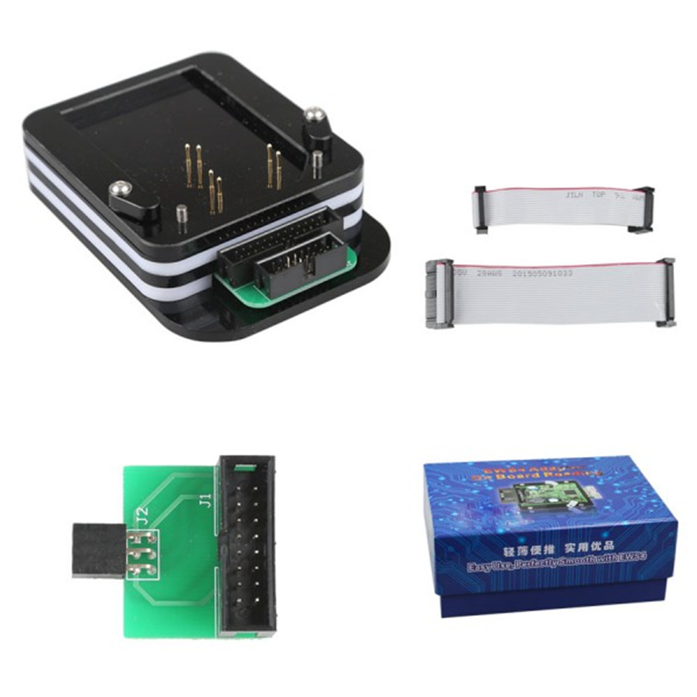ФОТО EWS 4.3 4.4 IC Adaptor use for XPROG AK90 R280 Plus and R270 Programmer Free Shipping