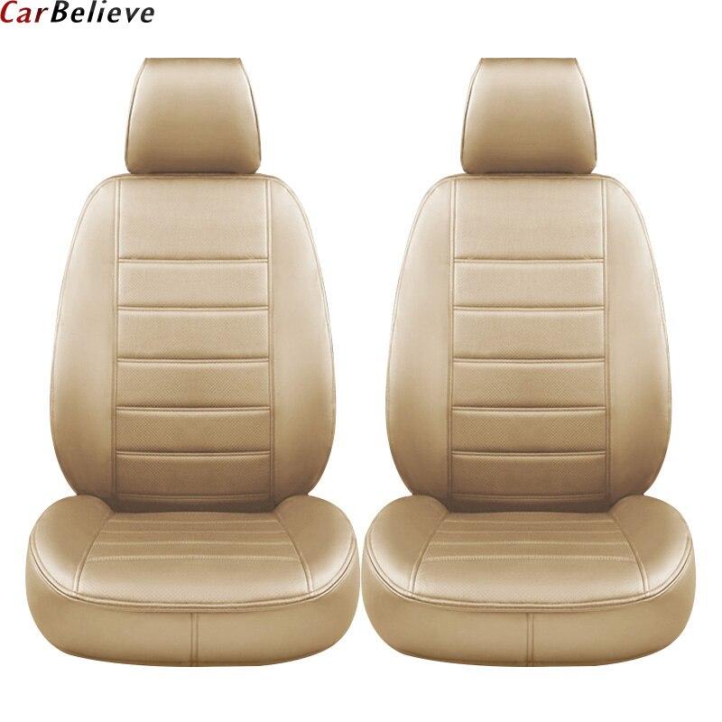 Housse de siège de voiture pour Dodge Journey Caliber Avenger Challenger housses de chargeur pour sièges de voiture