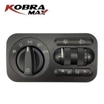 KobraMax السيارات المهنية الاكسسوارات التبديل-المصباح التبديل مزيج التبديل 471.3769-01 ل ادا