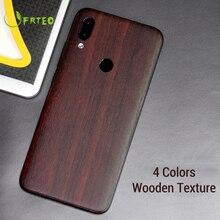 Body Cover Film Back Phone Sticker For Xiaomi 9 SE Redmi 7 Note Wood Grain Skin Note7 Pro Scratchproof
