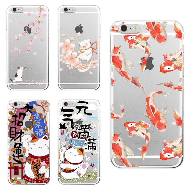 coque motif peche iphone xs max