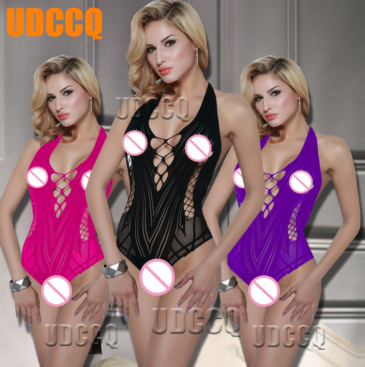 Sexy Lingerie Babydoll Baby Doll Dress Underwear Sleepwear Chemises Catsuit Product Erotic Temptation Nightwear Bikini 8861