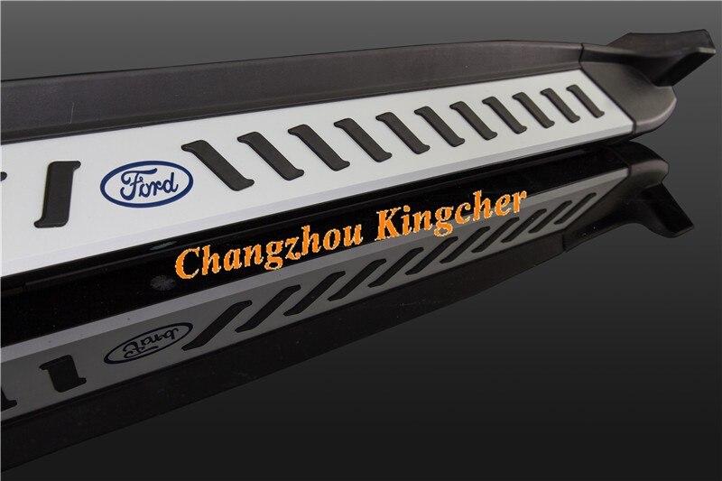 Высокое качество алюминия шаг в сторону подножку Nerf бар для Ford EcoSport 2013