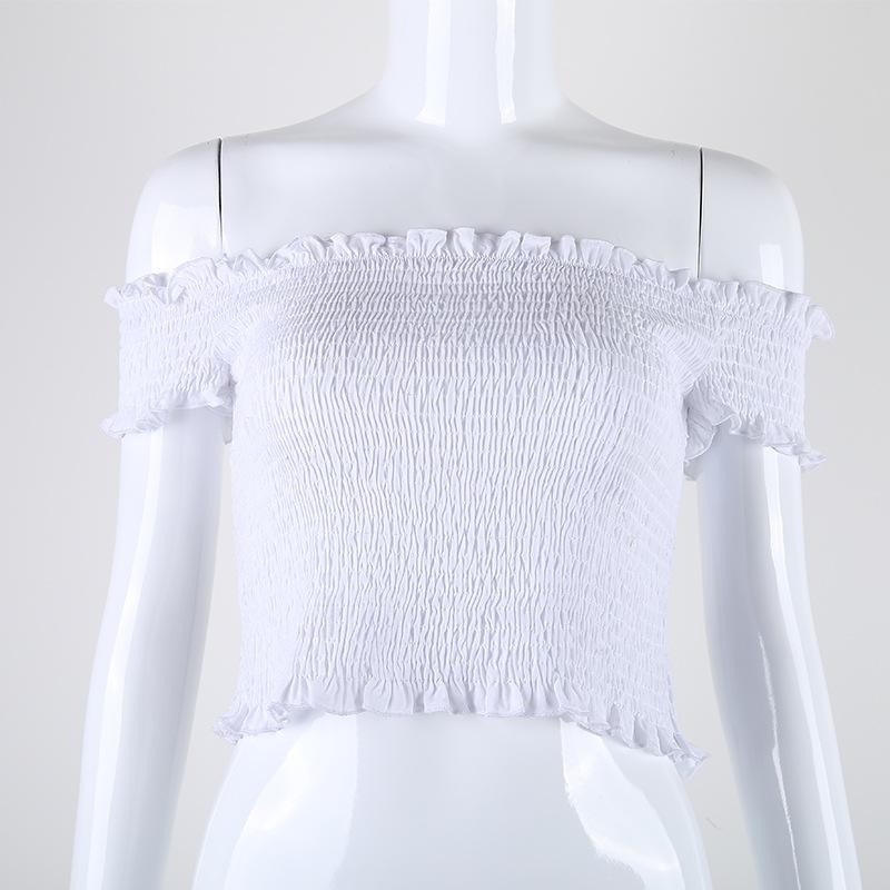 HTB1IyimQpXXXXXmaFXXq6xXFXXXL - Off Shoulder White Crop Top PTC 26