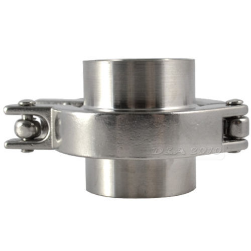 Clear Stock MEGAIRON 3 OD 76mm Sanitary Pipe Weld Ferrule + 3 Tri Clamp + 3 PTFE Gasket Stainless Steel SS316 Pipe Fitting 273mm od sanitary weld on 286mm ferrule tri clamp stainless steel welding pipe fitting ss304 sw 273 page 3