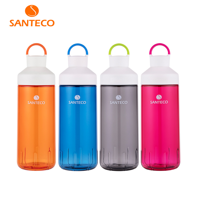 Santeco Ocean Series Lightweight Beverage Bottle BPA-free Tritan Flask Durable Sports Bottle 710ml 946ml