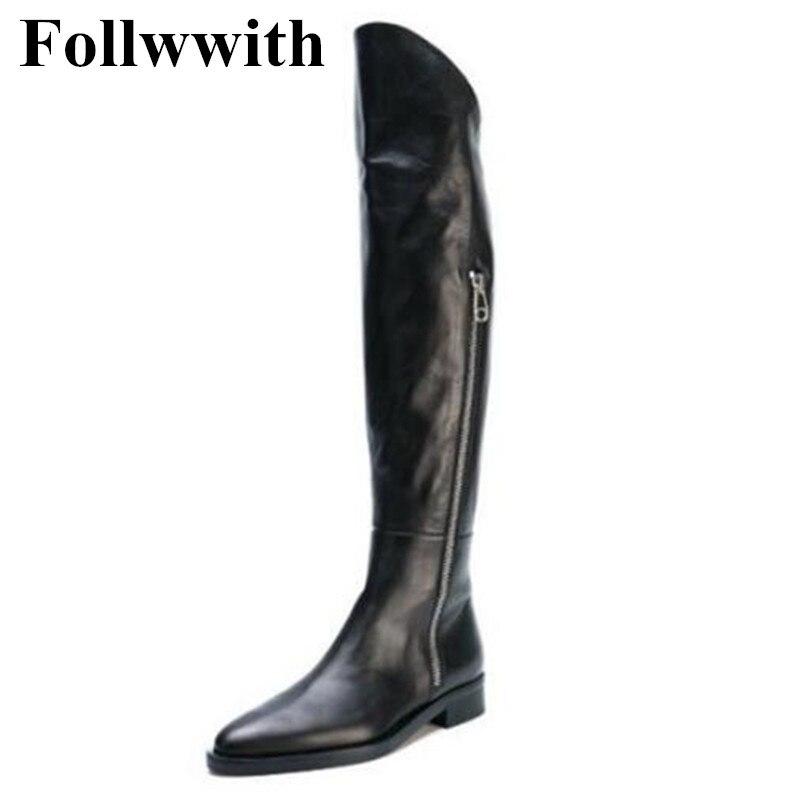 2018 Новый горячий черный Сапоги Челси из натуральной кожи сапоги до колена с боковой молнией Мужские ботинки на низком каблуке обувь для веч