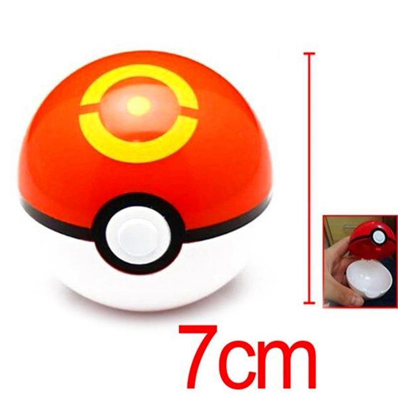 Poke ball with Pokemon 4