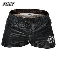 TQQT short male fashion shorts summer cargo shorts men print pockets elastic waist novelty skinny regular beidaihe short 6P0601