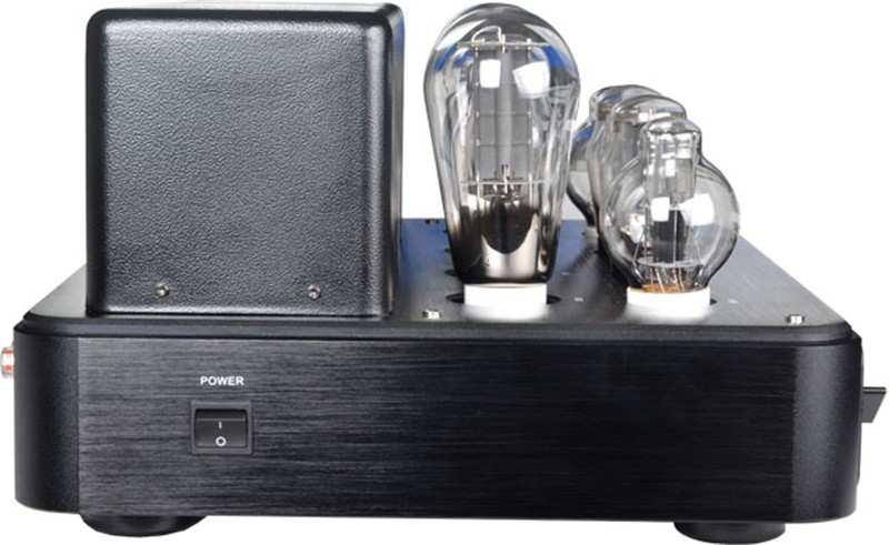 Meixing Mingda FlagShip MC300-ASE 300B Tube Amplifier HIFI EXQUIS Integrate  Single-Ended Lamp Amp with Remote