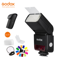 Godox Mini Speedlite TT350S TT350N TT350C TT350O Camera Flash TTL HSS for Sony Mirrorless DSLR Camera A7s A6000 A6500 Series