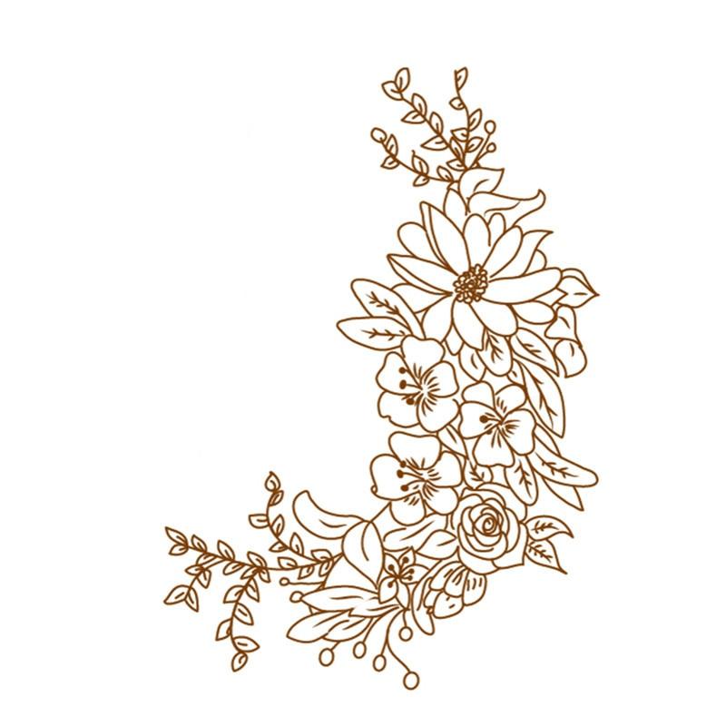 Flowers Cutting Dies Stencil DIY Scrapbooking Embossing Album Card Craft ~68