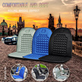 Magnetic Car Seat Cushion Black Massage Therapy Auto Orthopedic Lumbar Support  Home Office Chair Black Cushions