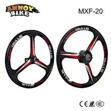 Переднее колесо с мотором задней ступицы, 20 дюймов, BLDC 36V250W, Магниевый сплав, ступица, моторное колесо, комплект bicicleta electrica, черный, серебрист...