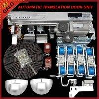 Galo Intelligent card read key автоматическая раздвижная дверь, одна дверь или двойная дверь для стеклянной двери