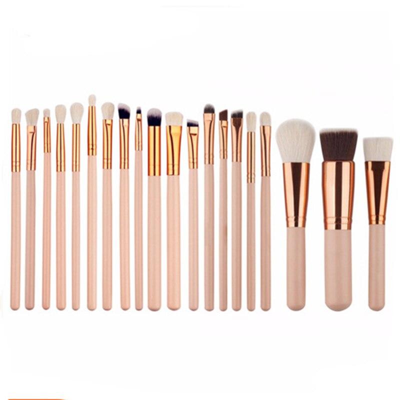 20 Pcs Makeup Brushes High Quality Cosmetic Brush Professional Beauty Make Up Brushes Set MakeUp Tool