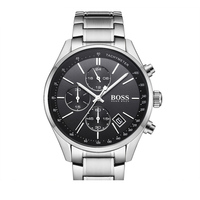 BOSS Grand Prix Men Watch Business CHRONOGRAPH Classic Design Mens Quartz Watches with Tungsten Steel Strap 1513477