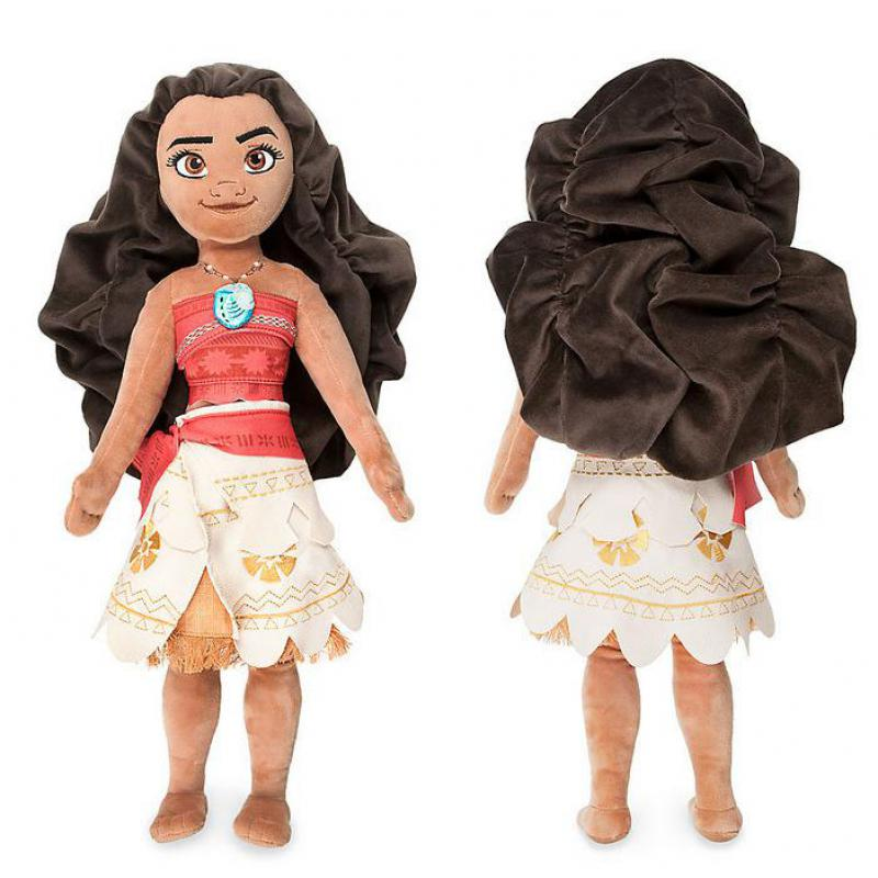 Dolls & Stuffed Toys Intellective 50cm Moana 2016 Movie Maui Chick Handan Spotted Pig Plush Soft Doll Stuffed Toy For Baby Kids Birthday Christmas Gifts Convenience Goods Toys & Hobbies