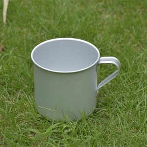 Image 5 - VILEAD 300 мл Ультралегкая алюминиевая чашка для воды с ручкой, портативная уличная бутылка для воды, кружка для кемпинга, пешего туризма, пикника, альпинизма