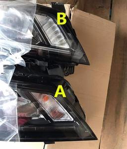 Image 4 - RHD LHD Geely Emgrand EC7 đèn pha, 2 chiếc 2014 2015 2016 2017, phụ kiện xe hơi, emgrand EC7 sương mù, EC8, Emgrand EC7 đèn trước