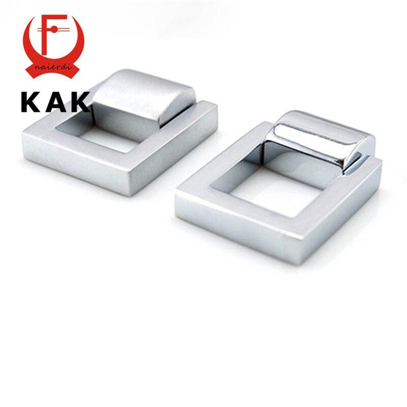 KAK 5PCS Zinc Alloy Cupboard Handles wholesale Modern Drawer Pulls ...
