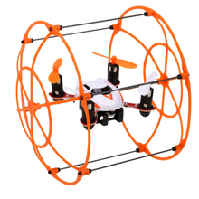 Newest  Mini Drone NH-002 2.4GHz 4CH 6-Axis 3 In 1 Flying Running Climbing RC Quadcopter Remote Control RC plane rc toys gifts