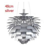 Modern PH Pendant Lamps Denmark Designer Pendant Lamp Light Fixtures Aluminium Bedroom Lighting