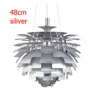 Modern PH Pendant Lamps Denmark Designer Pendant Lamp Light Fixtures Aluminium Bedroom Lighting