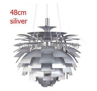 Moderne Louis Poulsen PH artichaut pendentif lampes danemark Designer Pendant Lamp luminaires Aluminium chambre éclairage