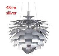 Nowoczesne louis poulsen ph karczoch dania projektant lampa wisząca lampy wiszące oprawy oświetleniowe aluminiowe oświetlenie sypialni
